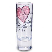Love Shot Glass